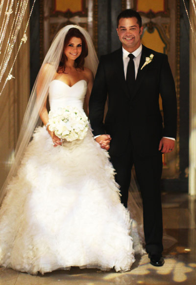 The Best Dressed Celebrity Brides of All Time | FAMOUS ...