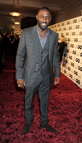 GQ Men Of The Year Awards 2011 - Inside Arrivals