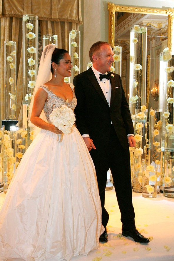 8 Best Dressed Celebrity Brides - fashionandstylepolice ...