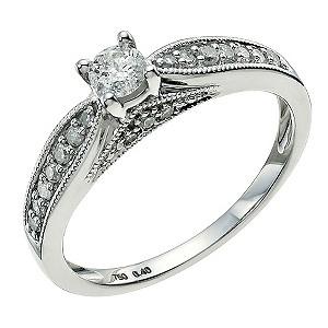 Opal Ring Warren James