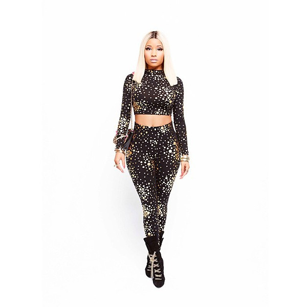Nicki Minaj Unveils Her Kmart Collection Fashionandstylepolice