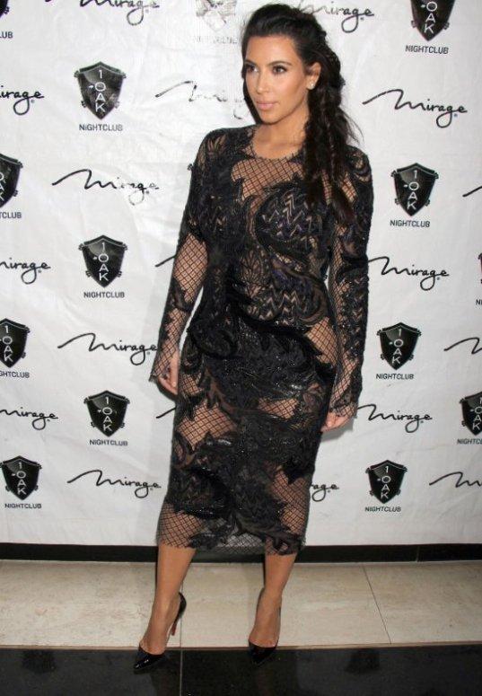 Kim Kardashian The Style Icon Fashionandstylepolice Fashionandstylepolice