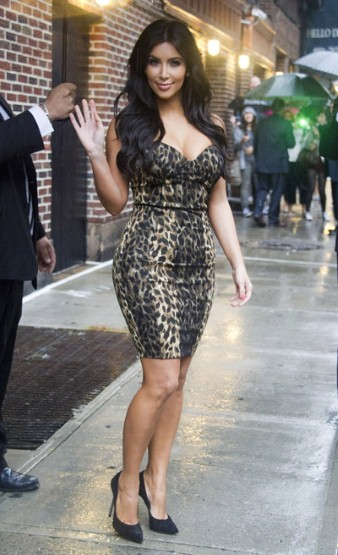 Kim Kardashian The Style Icon Fashionandstylepolice