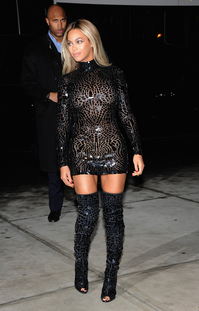 Beyonce In Tom Ford Fashionandstylepolice