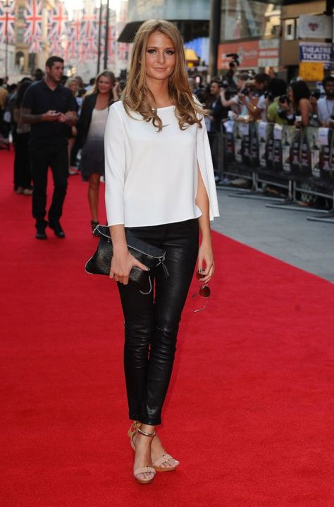 Millie Mackintosh attends world premiere of 'Ill Manors' -855175