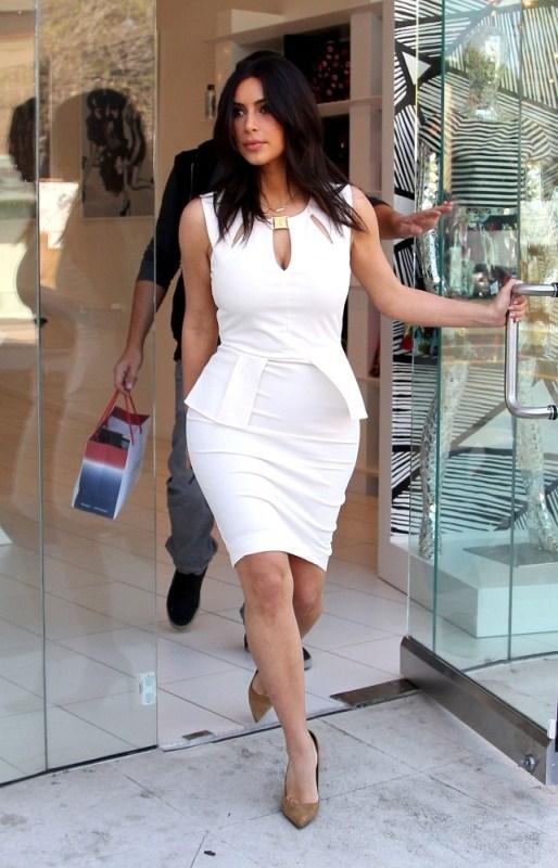 Kim Kardashian In Kardashian Kollection