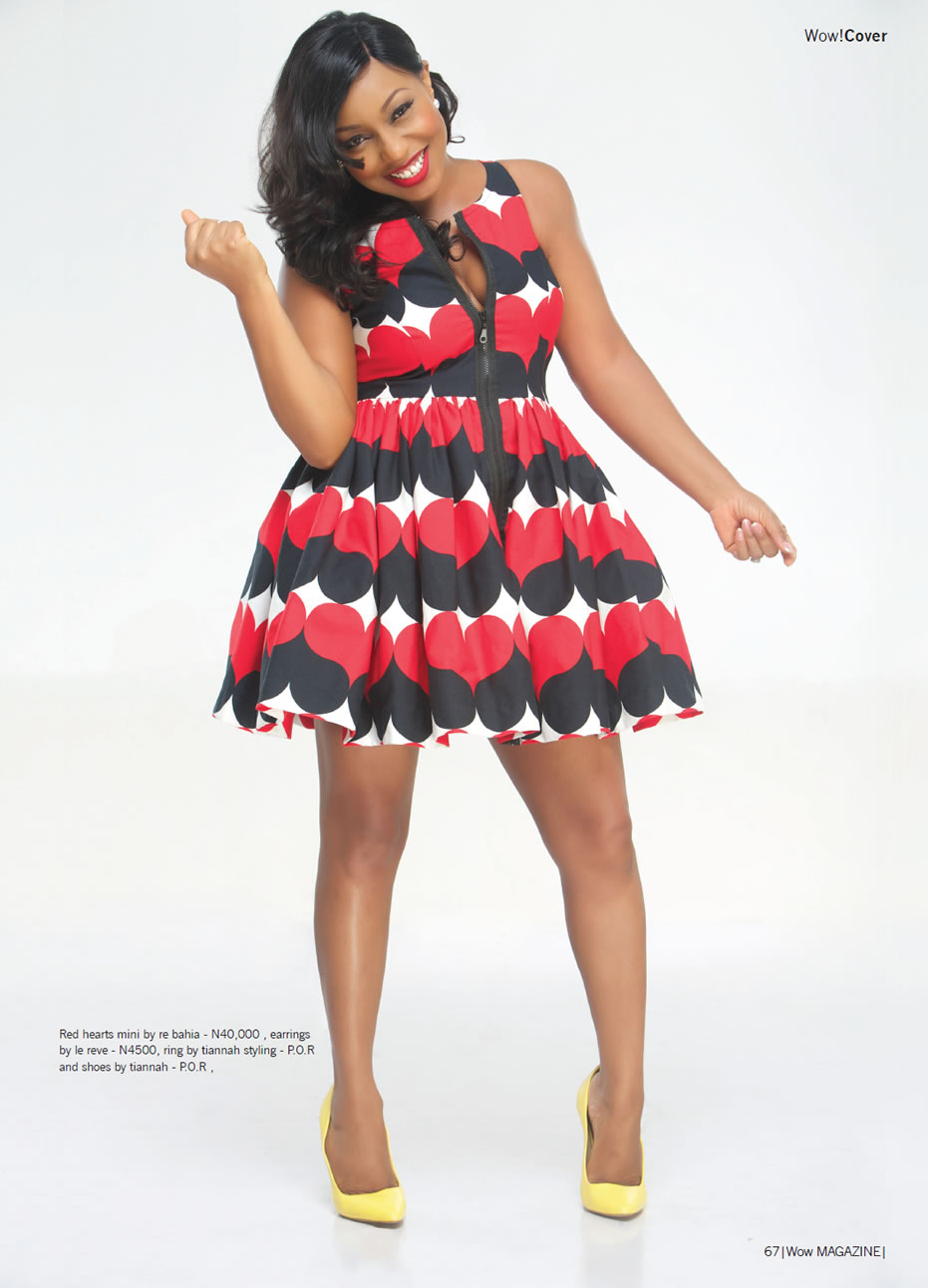 Rita Dominic Fashionandstylepolice