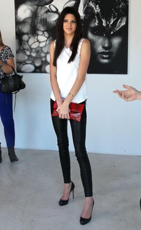 Kris+Kendall+Jenner+Film+West+Hollywood+gMi0PhajuQ8x