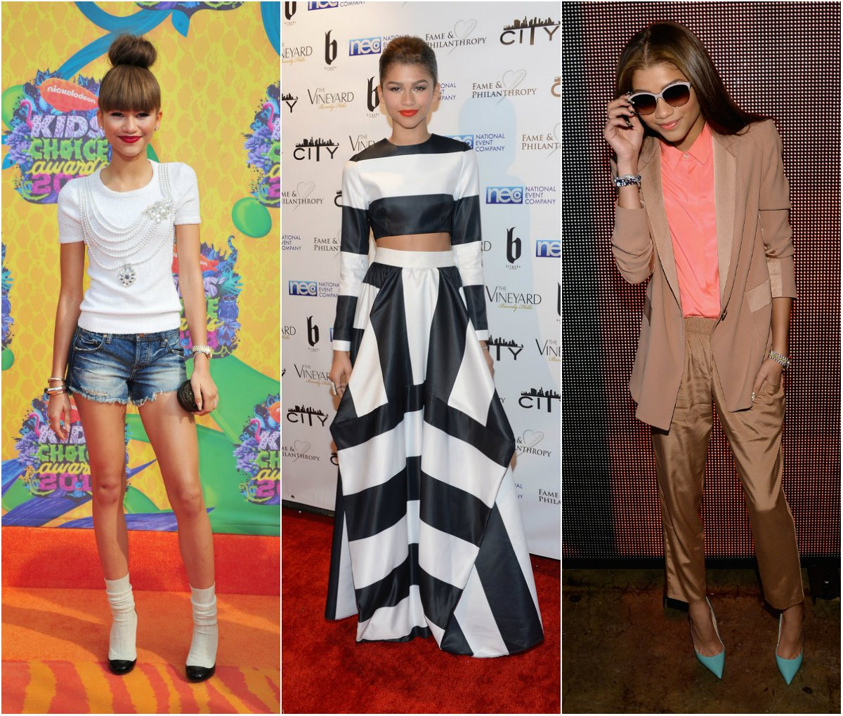 The Style Icon Zendaya Coleman Fashionandstylepolice