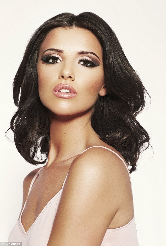 Beauty Muse – Lucy Mecklenburgh « fashionandstylepolice