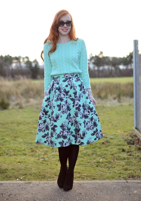 asos-floral-skirt