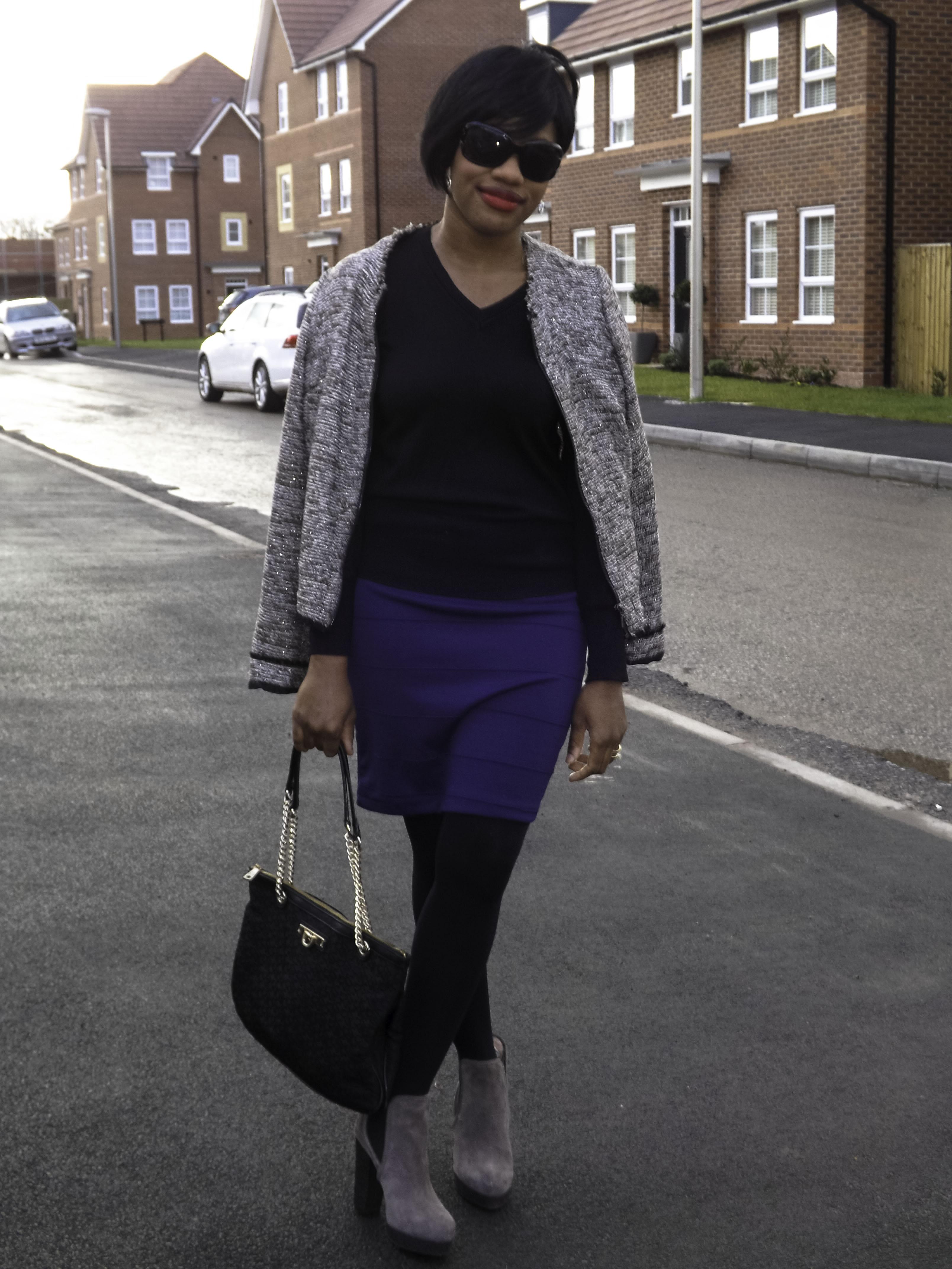Nicki Minaj Wears See Through Tights Fashionista