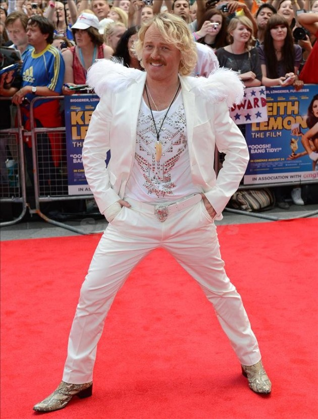"The World Premiere of ""Keith Lemon The Film"""