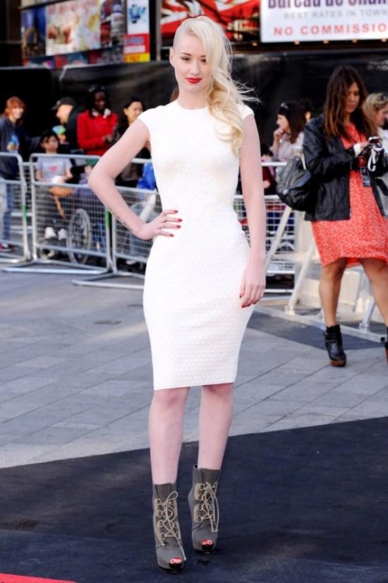 The Style Icon Iggy Azalea Fashionandstylepolice