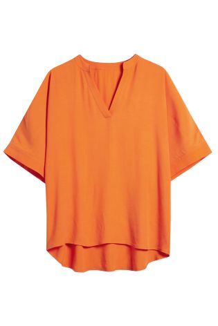 Next Orange Tunic