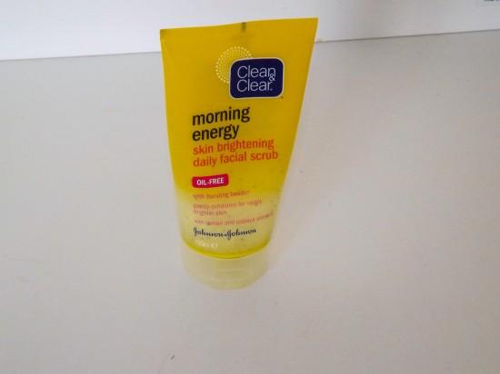 Clean and Clear Facial Scrub