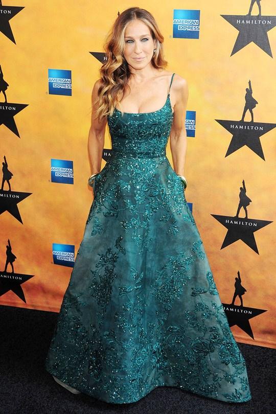 Celebrity Style: Sarah...