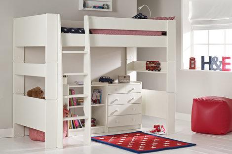 Solitare Loft Bed