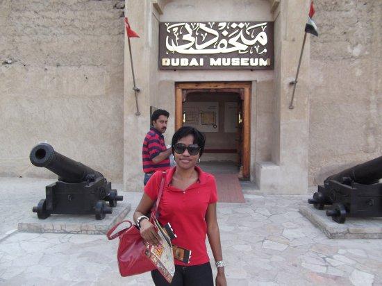 Dubai Museam