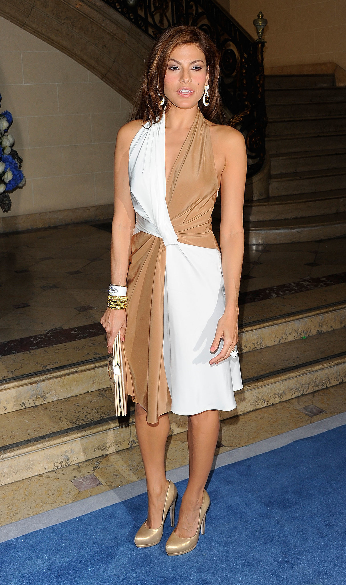 The Style Icon Eva Mendes Fashionandstylepolice