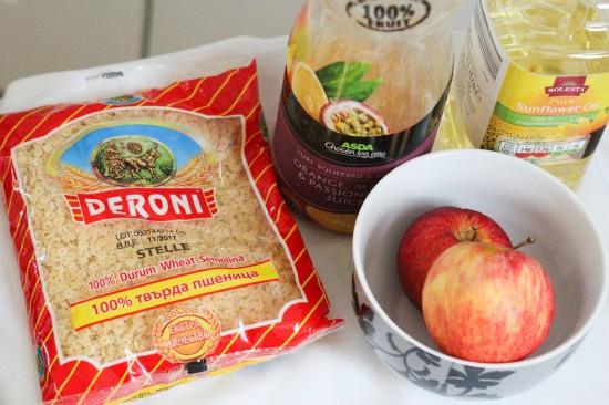 Bulgarian Semolina Recipe