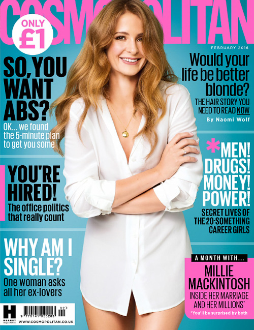 Cosmopolitan UK - February 2016