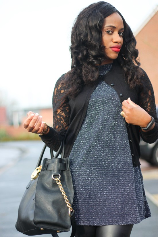 Shimmer Tunic Top Image