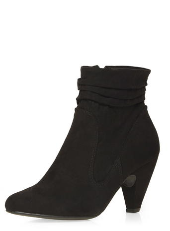 Dorothy Perkins Rouche Boots