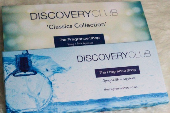 The Fragrance Shop Discovery Club Image