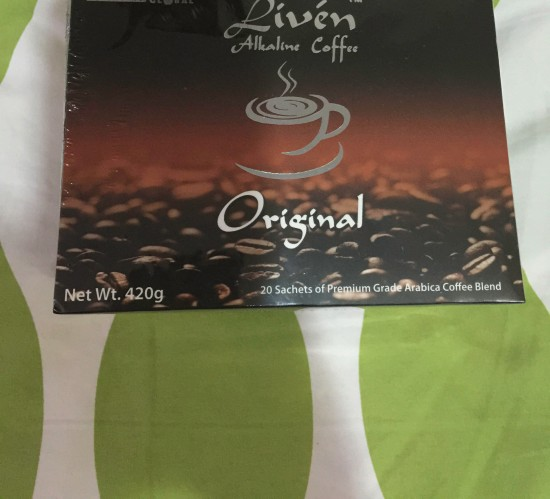 Liven Arabica Coffee Image