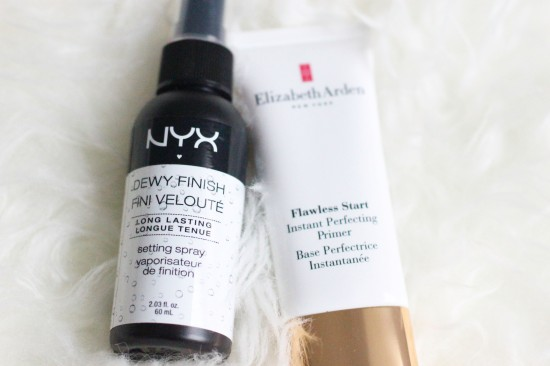 NYX Setting Spray Review Image