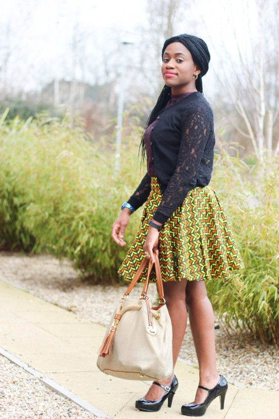 African Fashion Image