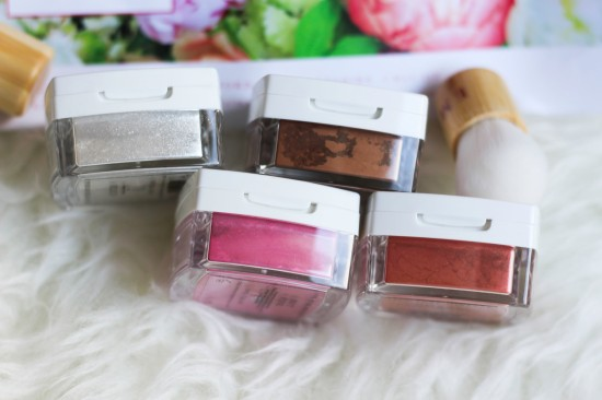 The English Mineral Makeup Company Review