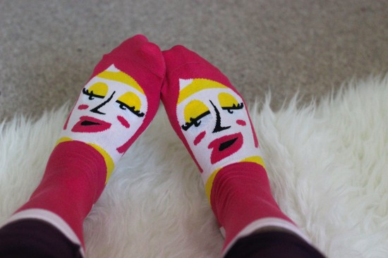 Chatty Feet Review