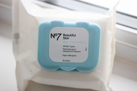 No 7 Face Wipes Image
