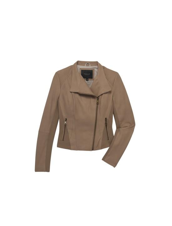 Remy Leather Jacket Image
