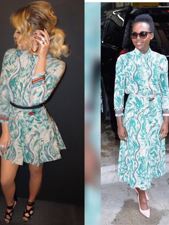 Who-Wore-It-Better-Khloe-Kardashian-Lupita-Nyongo-Gucci-Spring-2016-Floral-Ensemble-900x1200