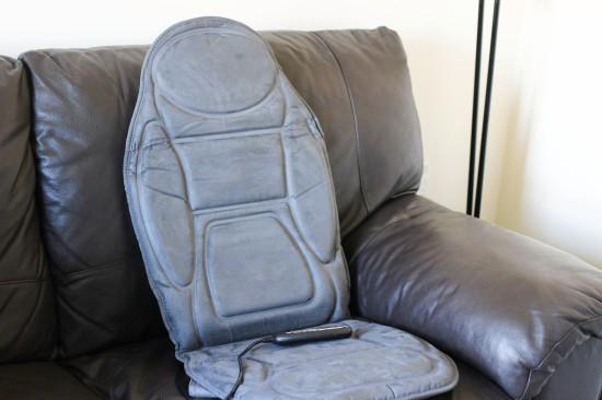 Back & Seat Heated Massager Image