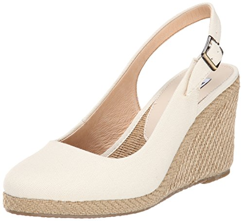 dune london womens karley wedge pumps Image