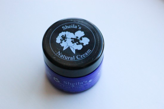Sheila's Nourishing Face Cream Image