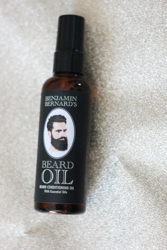 Beard Oil Image