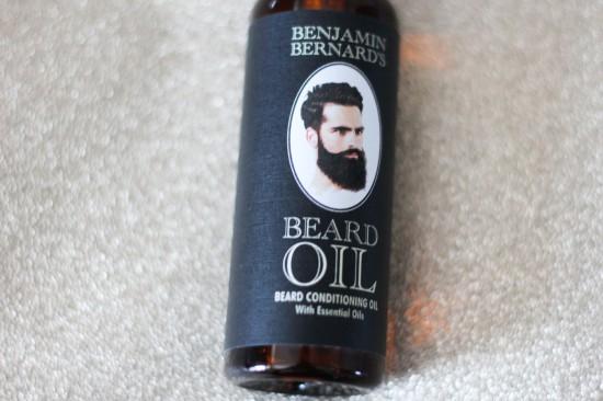 Benjamin Bernard's Oil Image