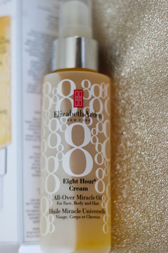Elizabeth Arden Eight Hour All Over Miracle Oil Image