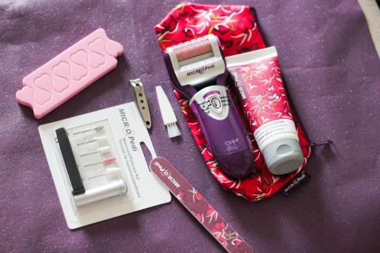 Emjoi Micro Pedi Gift Set Picture