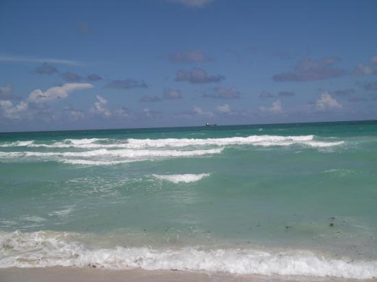 Lovely Beach Image