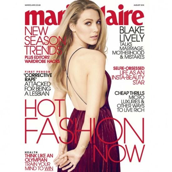 Marie Claire Magazine UK