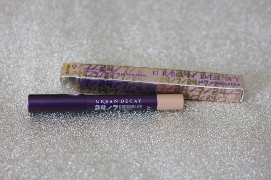 Product Review Urban Decay Concealer Pencil Image