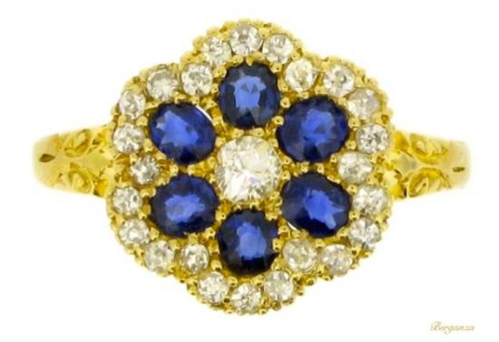 Berganza Ring Image