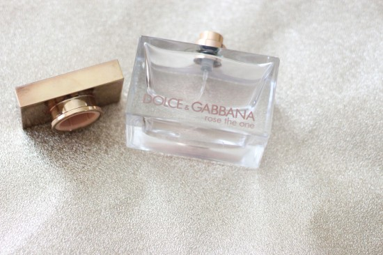 Dolce and Gabbana rose the one Picture