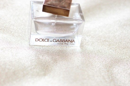 Dolce and Gabbana The One Image
